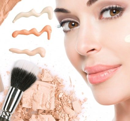 Foundation: finding the perfect shade