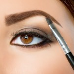 filling brows