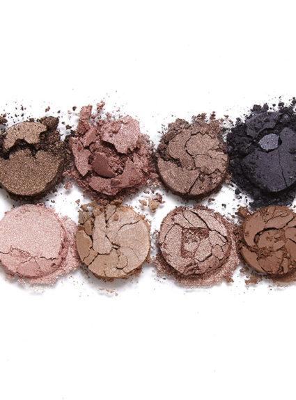 Eyeshadows: Gels, Creams, Powders and Crayons