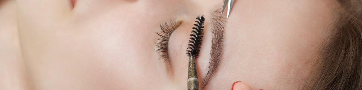 How to groom your brows
