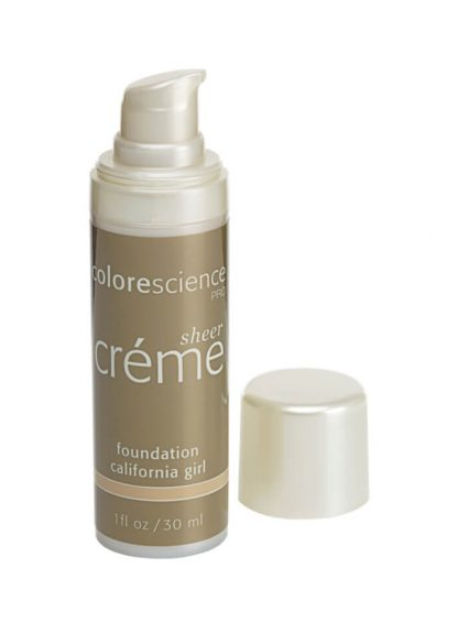 Colorescience Sheer Creme Foundation