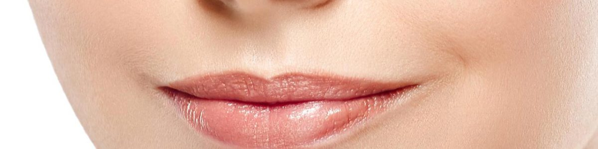 How to disguise thin or uneven lips