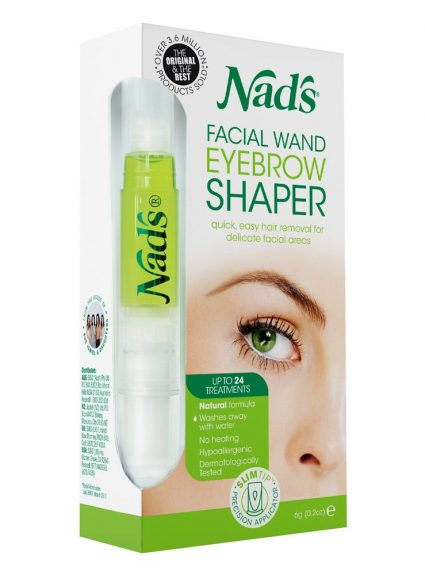 Nad's Facial Wand Eyebrow Shaper