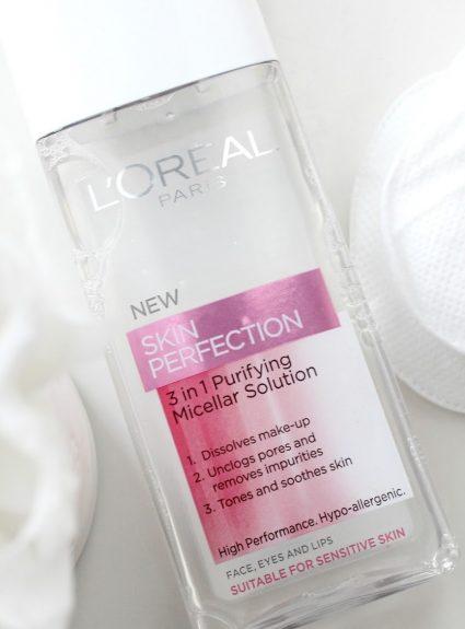 L'Oreal Skin Perfection 3-in-1 Micellar Water