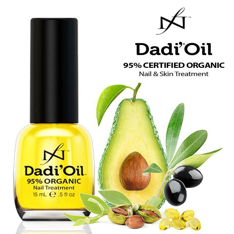 Dadi Oil by Famous Names