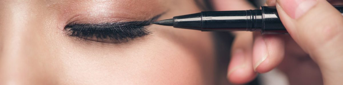 How to fix eyeliner mistakes