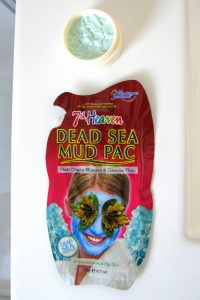 MJ Mud Pac decanted