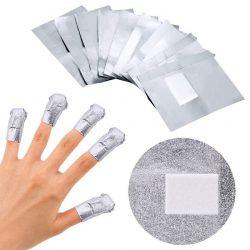 Foil removal wraps