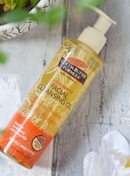 Palmers Facial Cleansing Oil