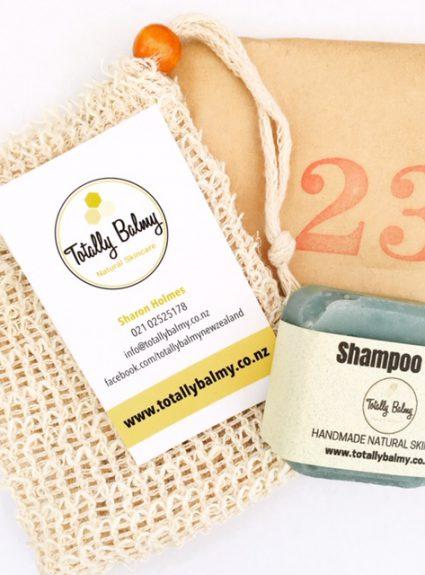 Totally Balmy Shampoo Bar
