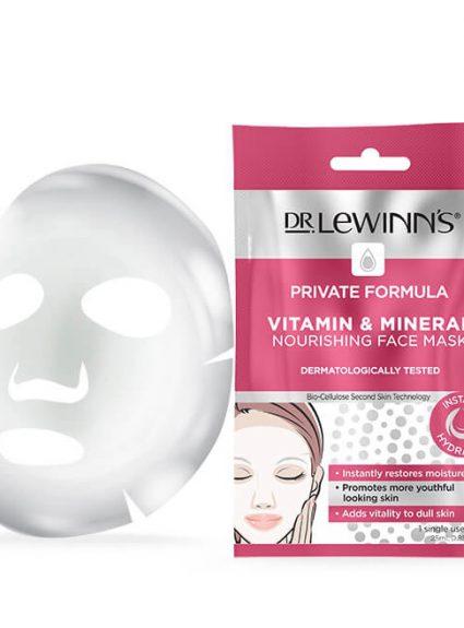 Dr Lewinn's Vitamin & Mineral Face Mask