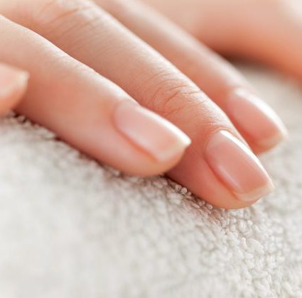 Why nails split, peel or crack