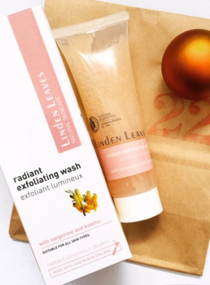 Linden Leaves Radiant Exfoliating Wash