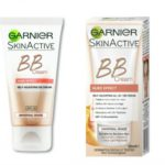Nude effect BB cream