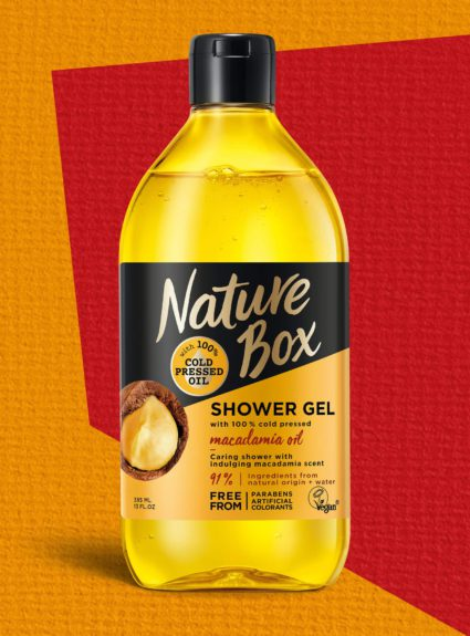 Macadamia Shower Gel
