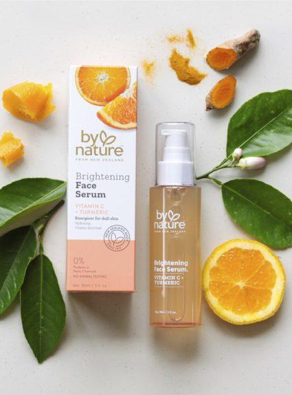 Radiance Boosting Face Serum