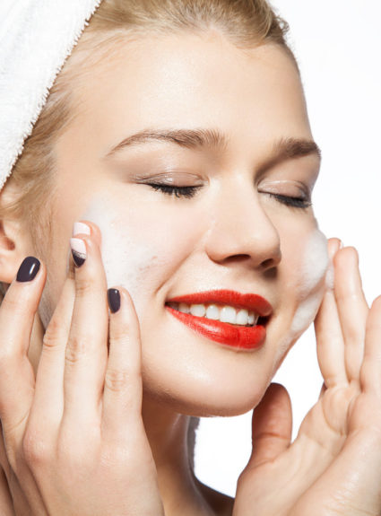 Which cleanser, toner and moisturiser to use for your skin type