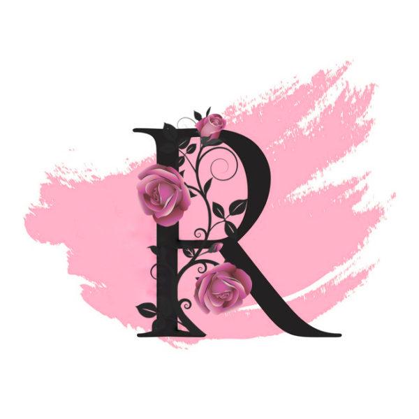 Rambling Rose Logo